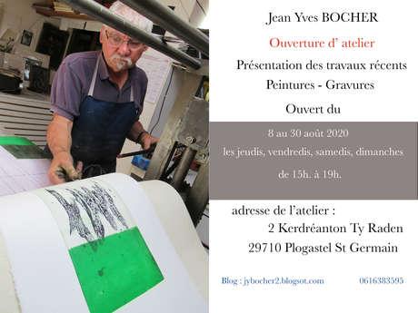 Expo - Jean Yves Bocher