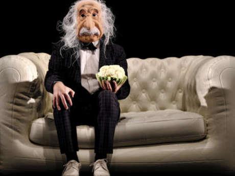 Humour Théâtre - À peu près égal à Einstein