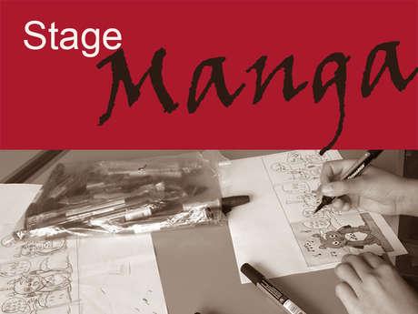 Stage manga