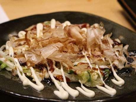 Dégustation de cuisine japonaise : Katsuobushi