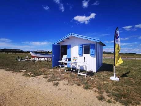 Office de Tourisme du Haut Pays Bigouden - Accueil de Penhors