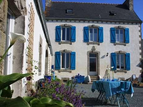 LAURAIN Olivier -  Maison d'hôtes Les Bulles Bleues