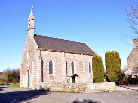 Visite de la Chapelle de Saint-Pabu