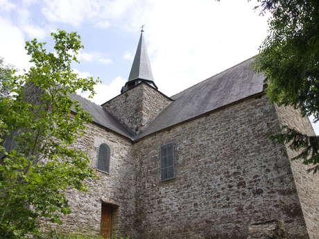 Journées Européennes du Patrimoine : visites guidées de la chapelle Saint-Léonard