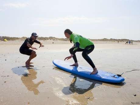 École de Surf Be Good Surf School
