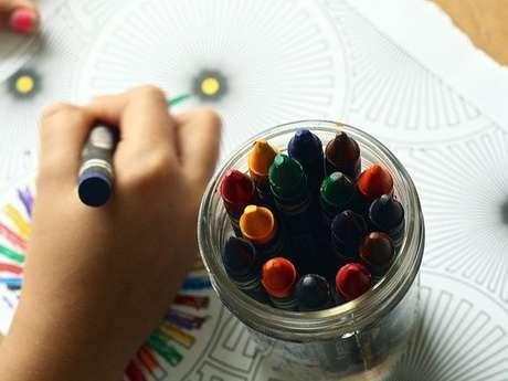 Ateliers de peinture enfants