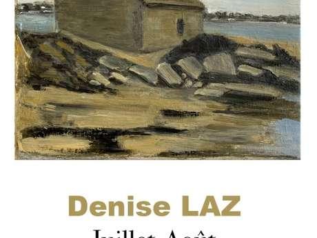 Expo peinture - Denise Laz