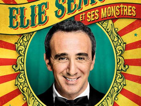 Spectacle d'humour - Elie Semoun et ses monstres