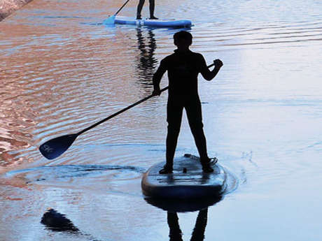Initiation au Stand Up Paddle