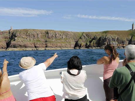 Excursion en mer autour des Caps d'Erquy et de Fréhel - Journée des Loisirs