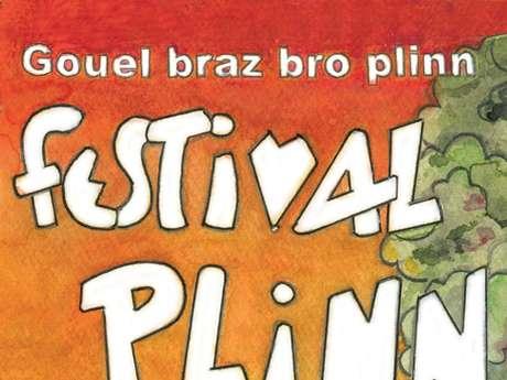Festival Plinn: visite de Bourbriac et de son église