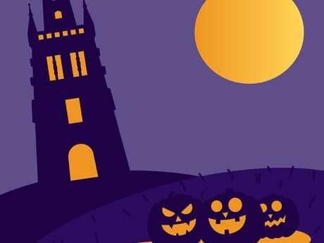 Atelier dessin et illustration d'Halloween