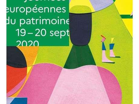 Journées Européennes du Patrinoine - Visite commentée de l'Eglise de Lambour