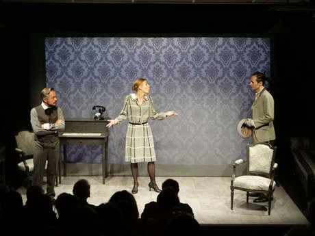 Théâtre : Les trois font la paire - Compagnie La Pêpinière