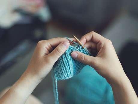 Atelier légumes crochet