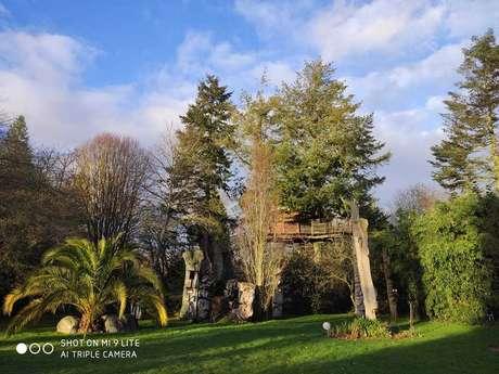 Les Cabanes du jardin de Pierre - M et Mme Raffin