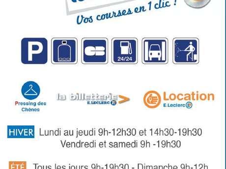Centre Commercial Leclerc