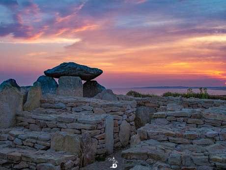 Centre d'interprétation des sites archéologiques de Ménez Dregan