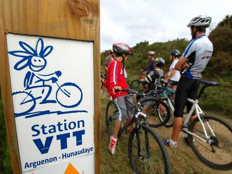 Antenne VTT de Trébry - Station Sports Nature Jugon