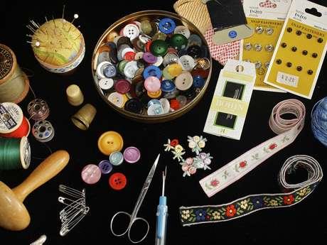 Atelier couture: lingettes - ANNULÉ