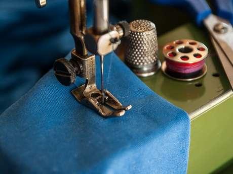 Atelier couture : sarouel