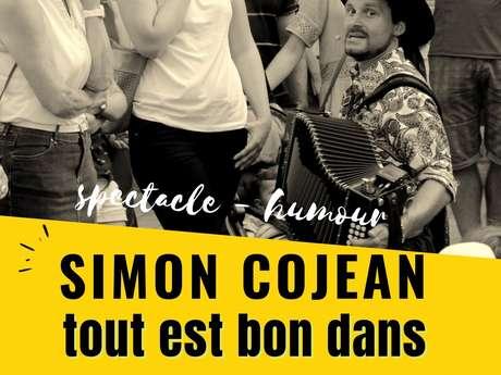Spectacle : Simon Cojean - Tout est bon dans le breton