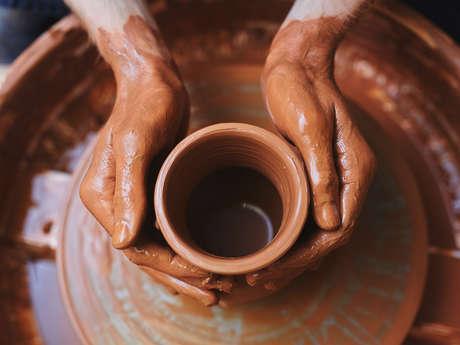 Atelier découverte céramique