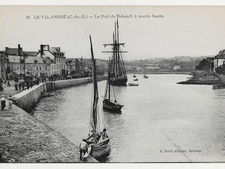 Exposition : Dahouët en cartes postales