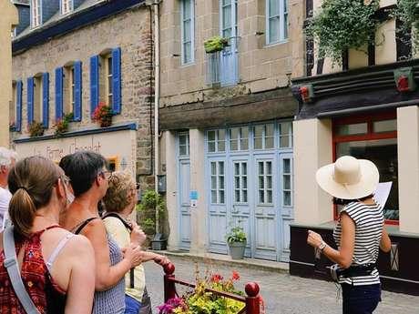 Visite guidée de Pontrieux, Petite Cité de Caractère