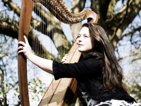 Concert de Harpe Celtique Nolwenn Arzel - ANNULÉ