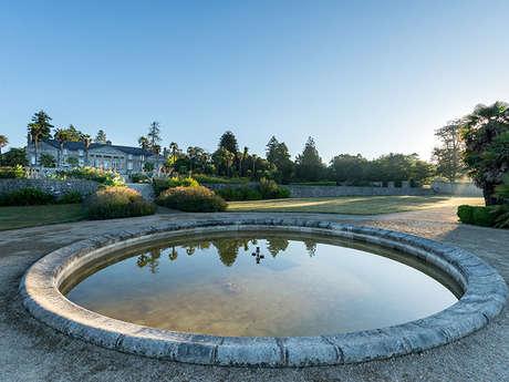 Parc et jardins du Domaine de l'Orangerie de Lanniron