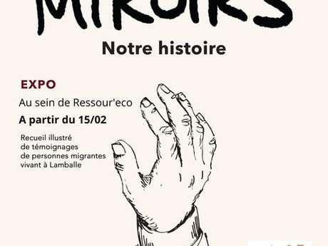 Exposition - Miroirs, notre histoire