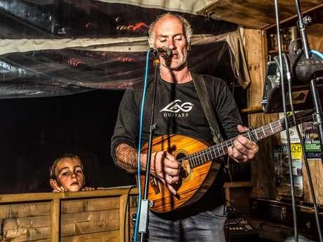 Les mardis buisonniers : Concert Stomp Stomp et Tony Mc Carthy