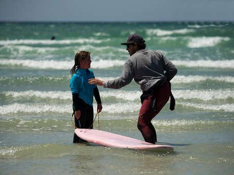 Rise Up Surf Co. La Torche. Bzh
