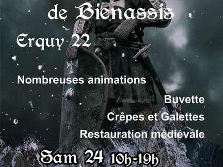 Marché médiéval fantastique du Château de Bienassis