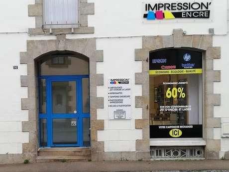 Impression' Encre