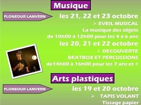 Stage découverte beatbox/percussions