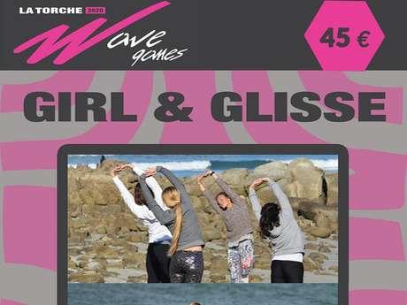 Wave games - Journée Sport et Glisse au Féminin