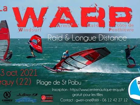WARP Longue Distance 2021