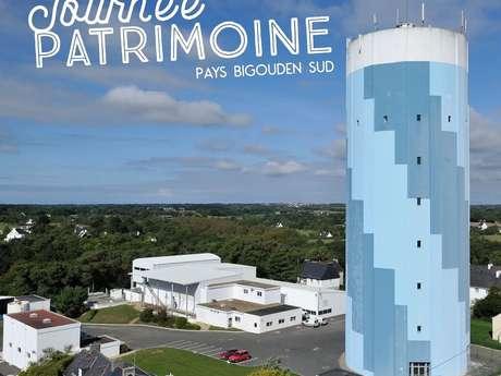 Journées Européennes du Patrimoine -  Visites guidées de son usine de potabilisation d'eau à Bringall