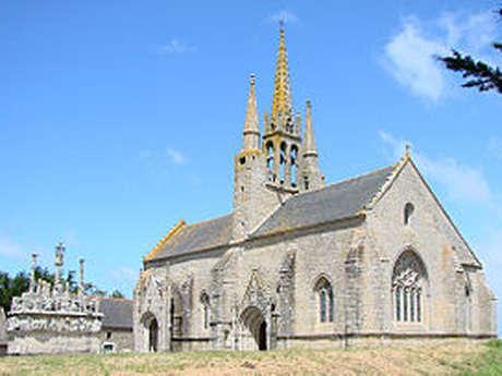 Chapelle et le calvaire de Tronoën