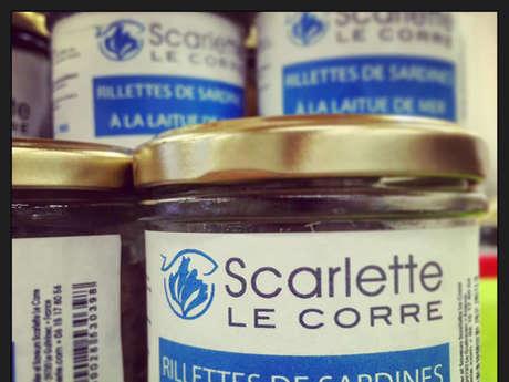 Boutique de Scarlette Le Corre - Mer et Saveurs