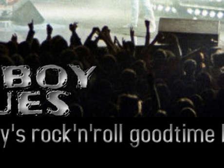 Concert de Fat Boys Blues