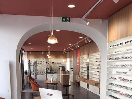 Guillou Opticiens Lissac