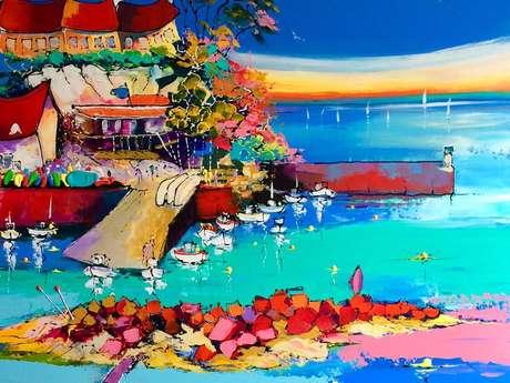 Philippe Amagat - Artiste peintre