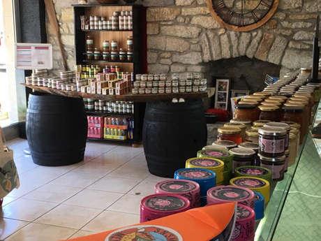 Vente à emporter - Produits locaux - Maison Kéréon