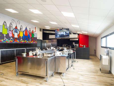 Atelier de cuisine à l'Hatelier - Tapas bretonnes
