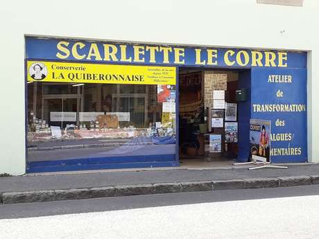 Portes ouvertes et dégustations chez Scarlette Le Corre