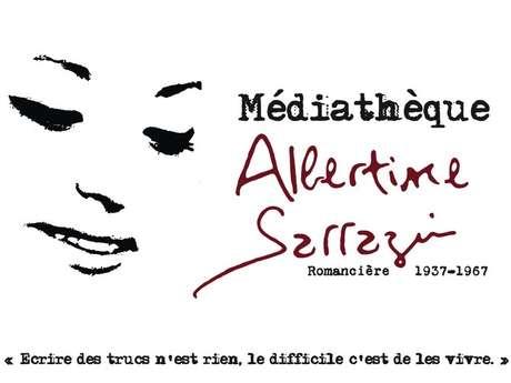MEDIATHEQUE ALBERTINE SARRAZIN