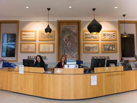 OFFICE DE TOURISME DE BEZIERS MEDITERRANEE - SITE DE FONSERANES